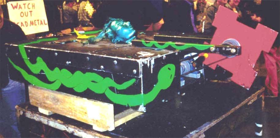 Medusa Oblongotta