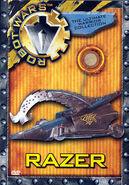 Scandinavian Razer DVD Swedish