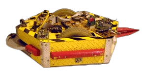 Robot Wars: The Sixth Wars/Heat H