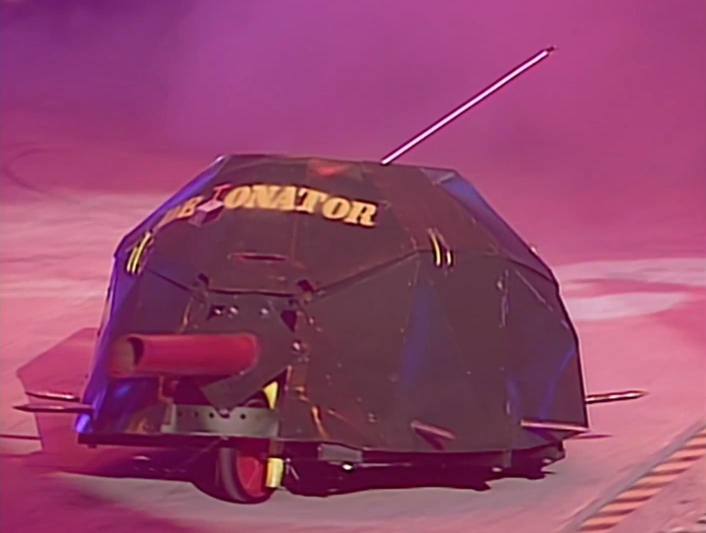 Robot Wars: The First Wars/Heat B