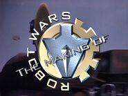 Robot Wars - The Making of Logo