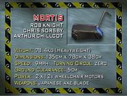 Mortis s1 stats