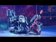Crowned Classics Reptirron The Second vs Ripper vs Aggrobot vs Zorro