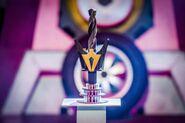 Robot wars trophy s810