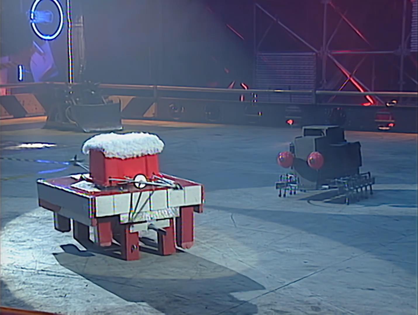 Robot Wars: The Third Wars/Walker Battles