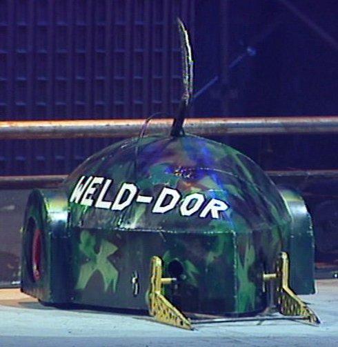 Robot Wars: The Third Wars/Heat J