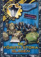 Scandinavian First Great Wars DVD Swedish