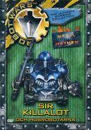 Scandinavian Sir Killalot and the House Robots DVD Swedish