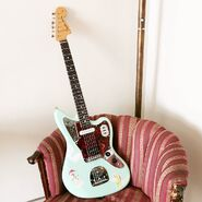 A guitar of the alternative rock