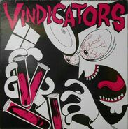 The Vindicators 1989 Record