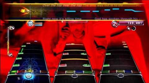 Scream Aim Fire (song)
