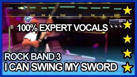 Rock Band 3 - I Can Swing My Sword (ft