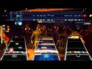 Rock Band 4 gameplay