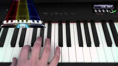 Eiffel 65 - Blue (Da Ba Dee) (Rock Band Expert Pro Keys 100% 220k)