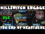Killswitch Engage - The End of Heartache - Rock Band 3 DLC Expert Full Band (July 31st, 2012)