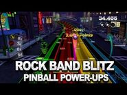 Rock Band Blitz- Pinball Power