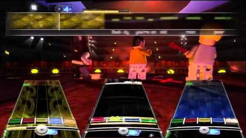 Lego Rock Band - We Will Rock You - Queen Expert OMB FC