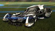 Batmobile body preview