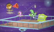 Rocket Monkeys - Inky the Space Octopus with Gus, Wally and YAY-OK Robot Plague