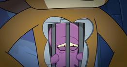 Rocket Monkeys Inky the Space Octopus - Bro or Joel 4