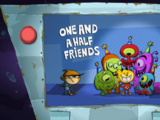 One and a Half Friends