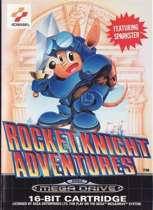 Rocket Knight Adventures Rocket Knight Wiki Fandom