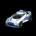 Insidio body icon cobalt