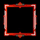 Thermoplastic avatar border icon