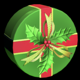 Mistletoe wheel icon