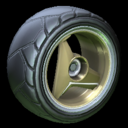 Troika wheel icon grey