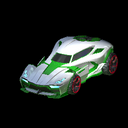 Breakout Type-S body icon forest green