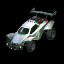 Octane body icon forest green