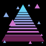 Vaporwave rocket boost icon.png