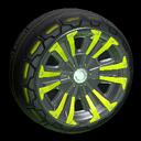 Thread-X2 wheel icon saffron