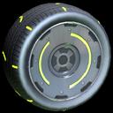 Jayvyn wheel icon lime
