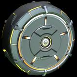 Carbon wheel icon