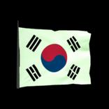 South Korea antenna icon