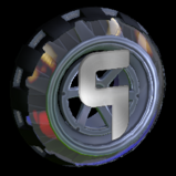 Usurper Ghost Gaming wheel icon