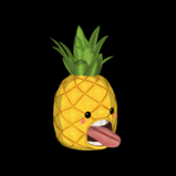 Mr Pineapple topper icon