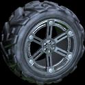 Trahere wheel icon black