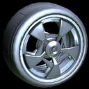 Masato wheel icon black