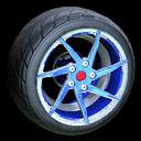 Quimby wheel icon cobalt