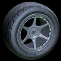 Neptune wheel icon grey