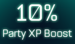 10% Party XP boost icon.png