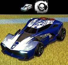 Car BreakoutS Dec-Skulls
