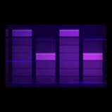 Equalizer player banner icon