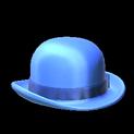 Derby topper icon cobalt