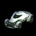 X-Devil body icon forest green