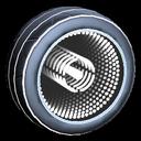 Infinium wheel icon grey