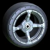 Scarab wheel icon